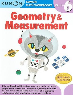 Geometry & Measurement Grade 6 By Nakane, Kenichi (ILT)